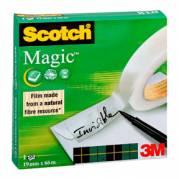 Kontortape Scotch Magic 810 - 19mm x 66m - Gennemsigtig