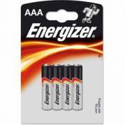 Energizer Power AAA/LR03 Batteri - 4 stk