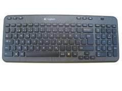 Logitech K360 - 920-003088 - Sort Trådløs Tastatur