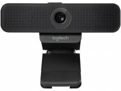 Logitech C925e 1920x1080 Webcam - Sort