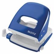 Hulapparat Leitz 5008 - 30 ark / 2 huller - Blå