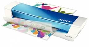 Lamineringsmaskine Leitz A4 iLAM HomeOffice - Blå