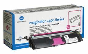 Magicolor 2400 toner magenta 4.5K