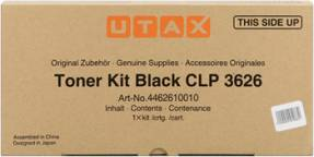 Utax CLP3626  toner black 12K