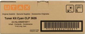 Utax CLP3626  toner cyan 10K