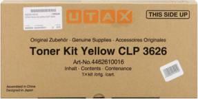 Utax CLP3626  toner yellow 10K
