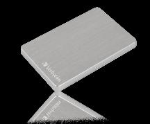 "Store ´n´ Go ALU Slim 2.5"" Ext. Hard Drive 1TB, Silver"
